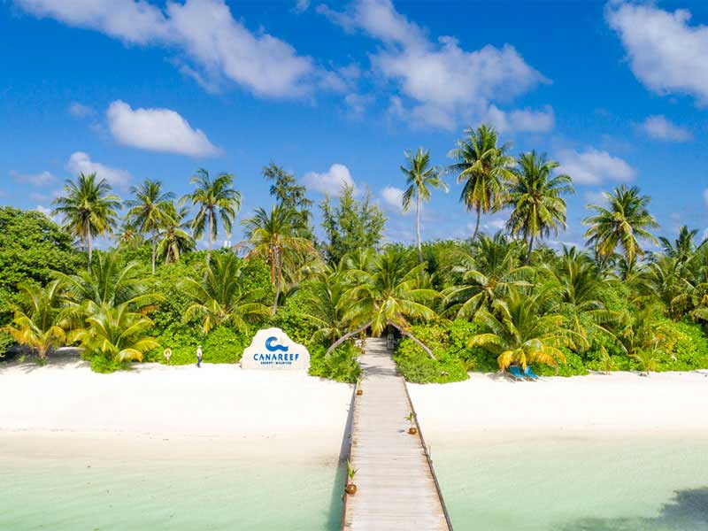 Maldives - Canareef Resort Maldives