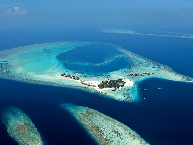 Maldives - Constance Moofushi Resort