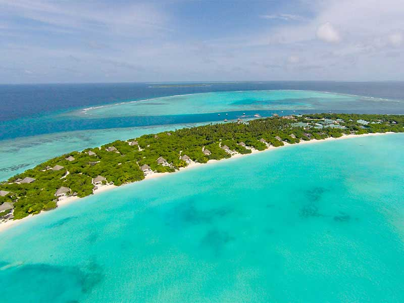 Maldives - Hideaway Beach Resort & Spa