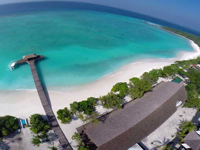 Maldives - The Barefoot Eco Hotel